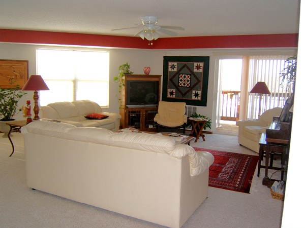 Typical Living Room Two Bedroom Unit Realife